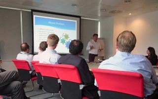 Proteus GEO and AECOM presentation